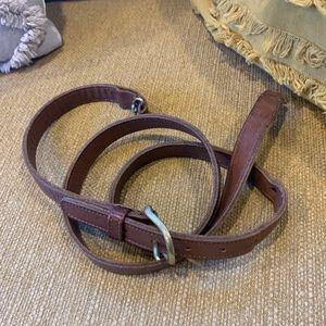 Authentic vintage coach strap only